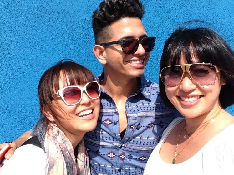 Photo courtesy of Christine's fantabulous iPhone 5!