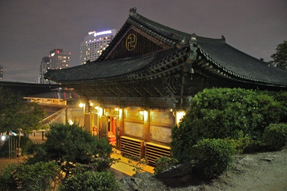 Two Night Scenes inSeoul