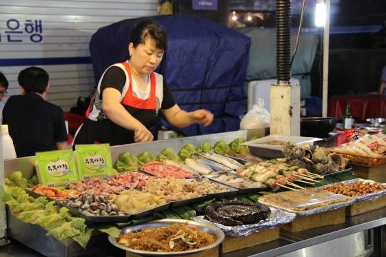 WONDERFUL street food!