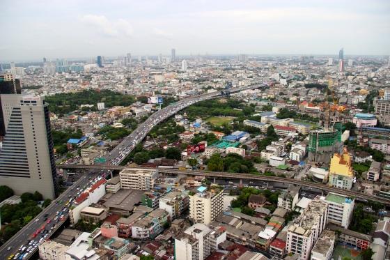 First Stop- Bangkok,Thailand!