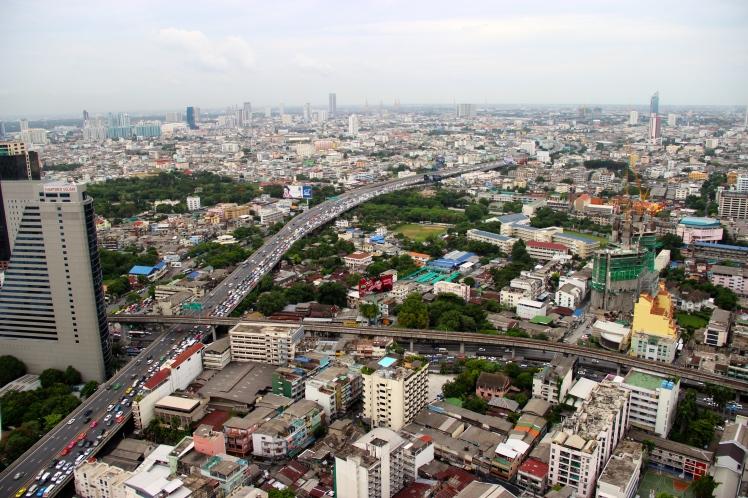 This is Bangkok!